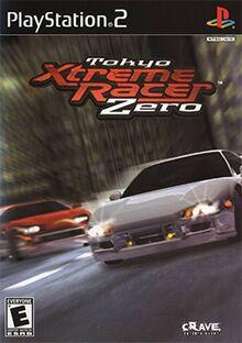 Tokyo Xtreme Racer Zero Coverart