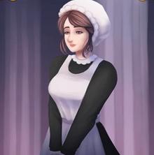 Portraitcard bluedragon maid.min-0