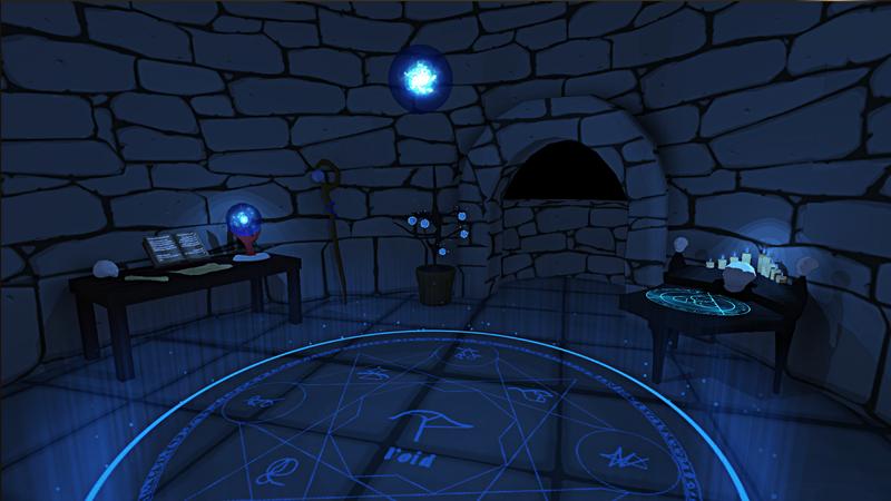 Court Wizard's Room