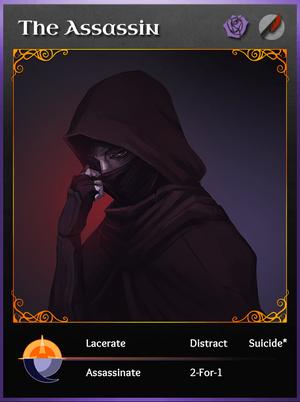Portraitcard unseen assassin
