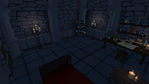 Alchemist's Room