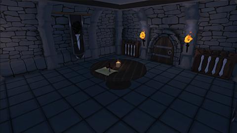 Unseen Room