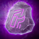 Runestone-Purple