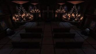 Throne of Lies - Church (Night) - Immersive Screenshot Teaser