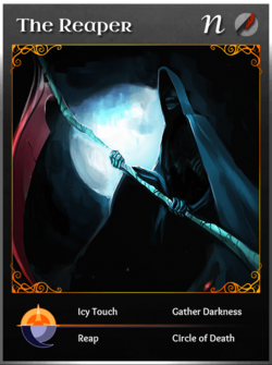 Portraitcard neutral reaper