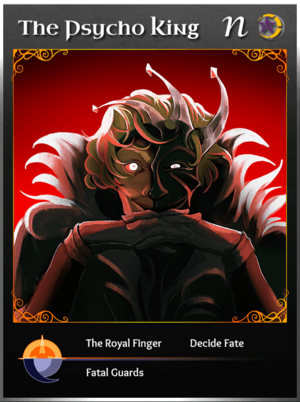 Portraitcard neutral psychoking