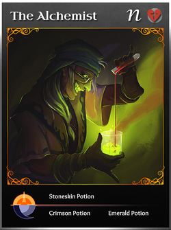 Portraitcard neutral alchemist