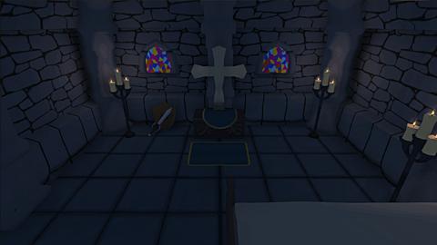 Paladin's Room