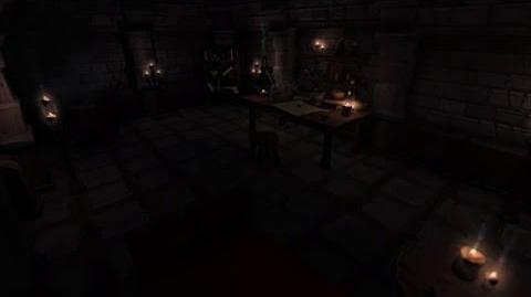 Throne of Lies - Alchemist's Room (Night) - Immersive Screenshot Teaser