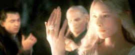 De Elfen die de Drie Ringen Kregen