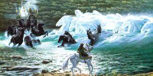 Vloed van de Bruinen