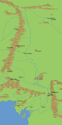 Anduin rivier