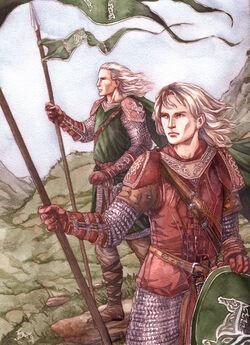 Elfwine en vader