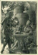 Galion gets drunk by Roman Pisarev
