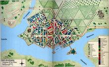Mappa Ost in Edhil