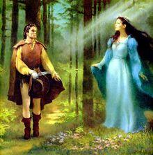 Il primo incontro tra Aragorn e Arwen