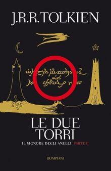 Le Due Torri Tolkien
