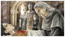 Anke Eißmann - Denethor grieves for his son