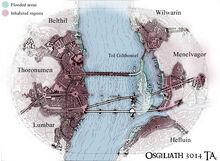 Osgiliath end of Third Age