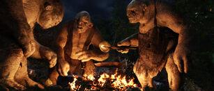 The Hobbit Trolls 2012