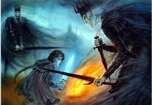 Witch King-Frodo