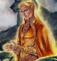 Sauron (particolare)