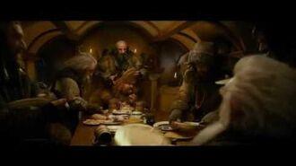 """Canzone Nani Lo Hobbit """"Questo Bilbo lo detesta"""" HD-HQ"""