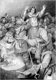 Assassinio di Thingol by Denis Gordeev