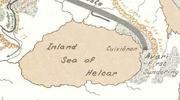 Location of Cuiviénen