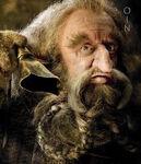 Oin Lo Hobbit 2012