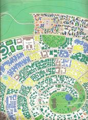 Mappa di Minas Ithil