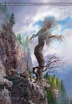 Treebeard by Ted Nasmith