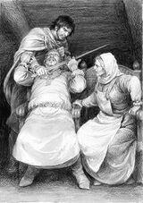 Turin uccide Brodda by Denis Gordeev