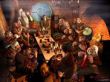 Una festa Inaspettata by Steve Pinchbeck