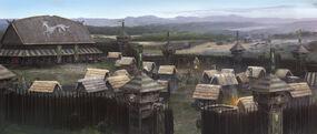 Villaggio Rohirrim (LOTRO)