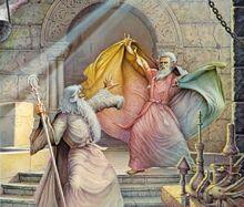 Il tradimento di Saruman by Harold Jig Oh
