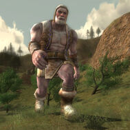 The Lord of the Rings Online - Giant