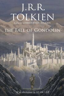 The-Fall-of-Gondolin by Alan Lee