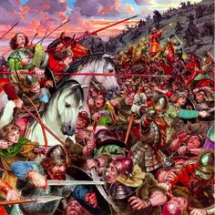 Battaglia dei Cinque Eserciti by Denis Gordeev