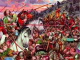 Battaglia dei Cinque Eserciti