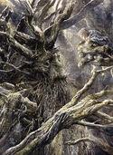 Treebeard by Alan Lee