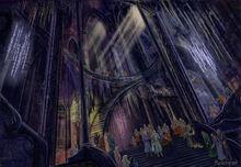 Nargothrond the hidden kingdom of finrod by mysilvergreen