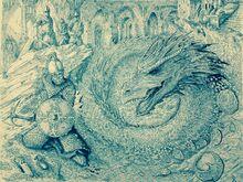 Scatha the long wyrm by dracarysdrekkar7 dbyhy5b-fullview
