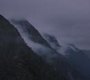 Montagne Nebbiose