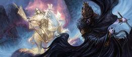 Witch King vs Glorfindel