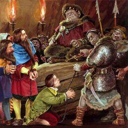 Il Grande Goblin by Denis Gordeev