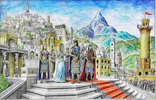 Matrimonio Reale a Armenelos