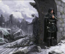 Ranger of the Nord in Fornost