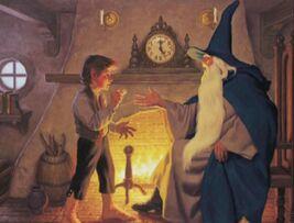 Frodo gandalf ring