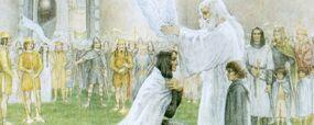 Incoronazione di Aragorn